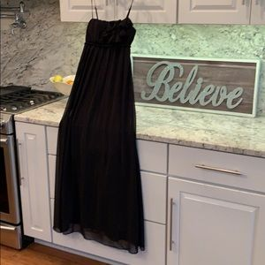 Ya Los Angeles black dress size small